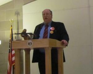 Mark Perez, Gun Rights Rally Organizer