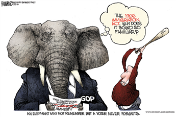 John Boehner gets a wakeup call.