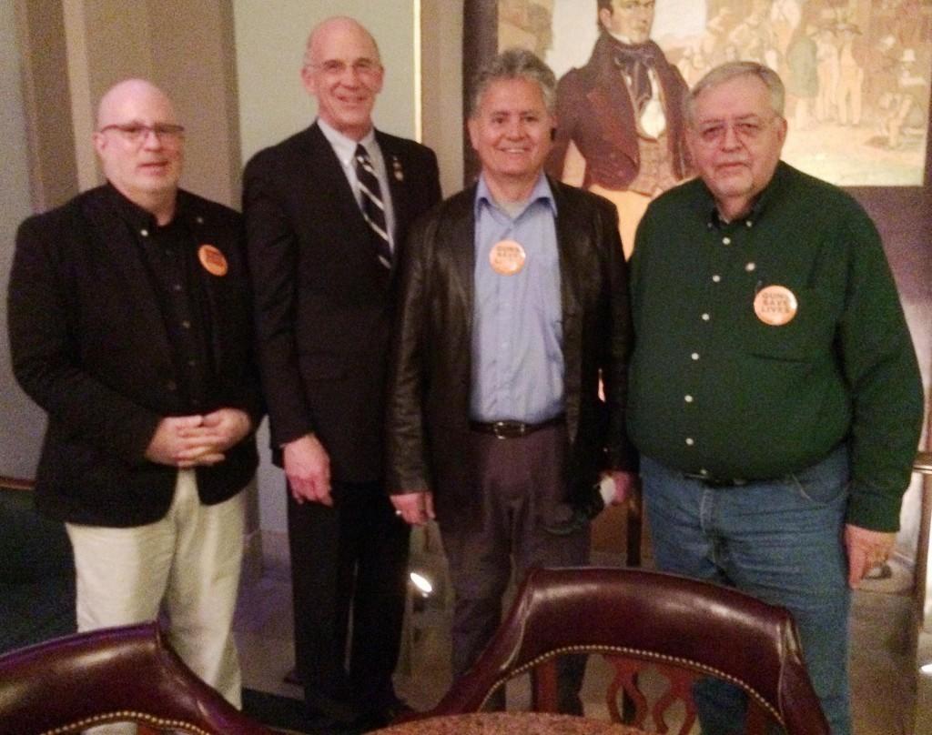Curt, Ed, John, Mike  on 4-3-2014-1
