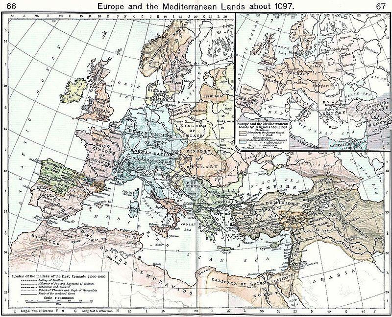 First.Crusade.Map